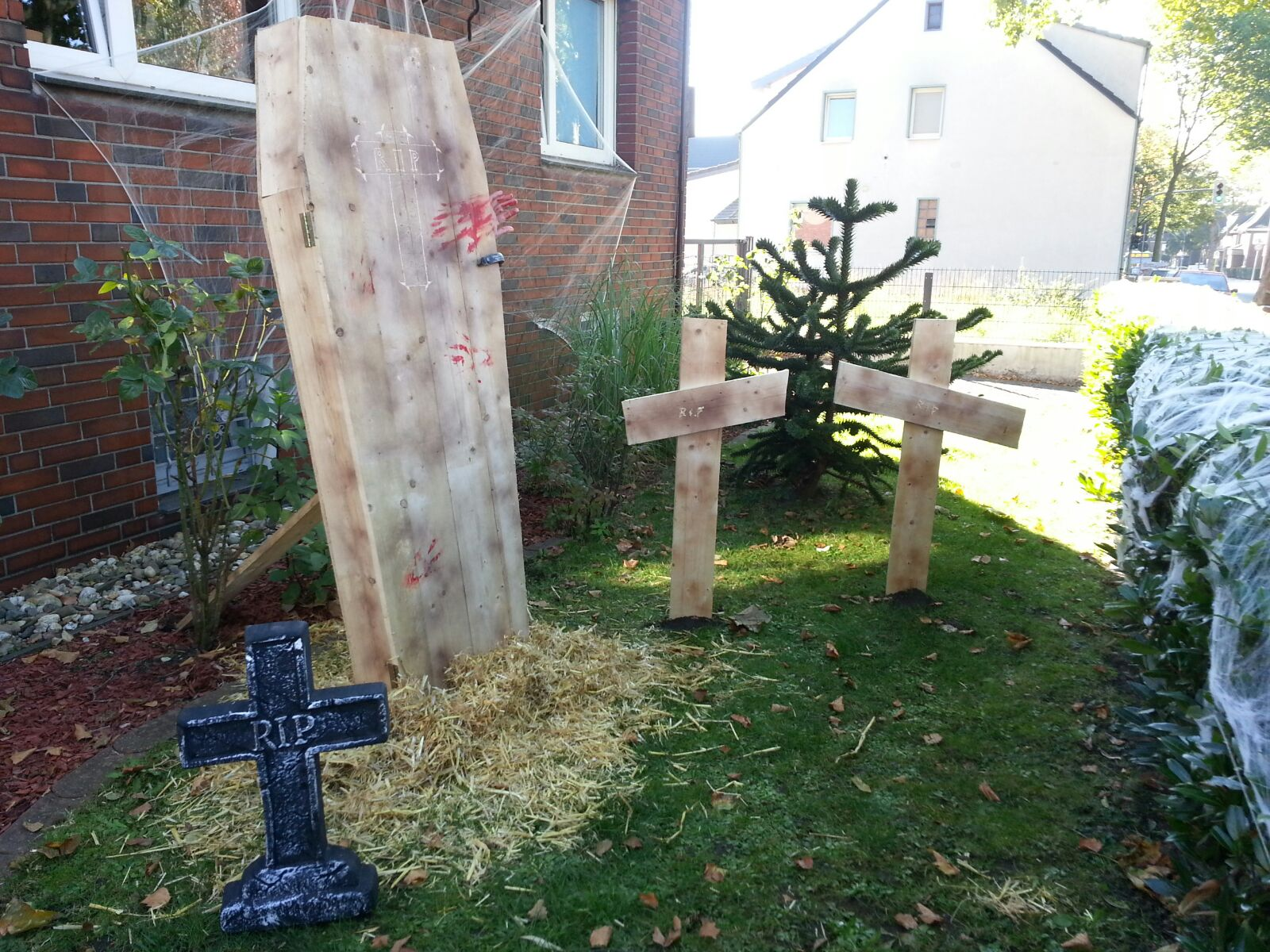 Halloween feiern im MiniPiraten Kindergrusel-Paradies