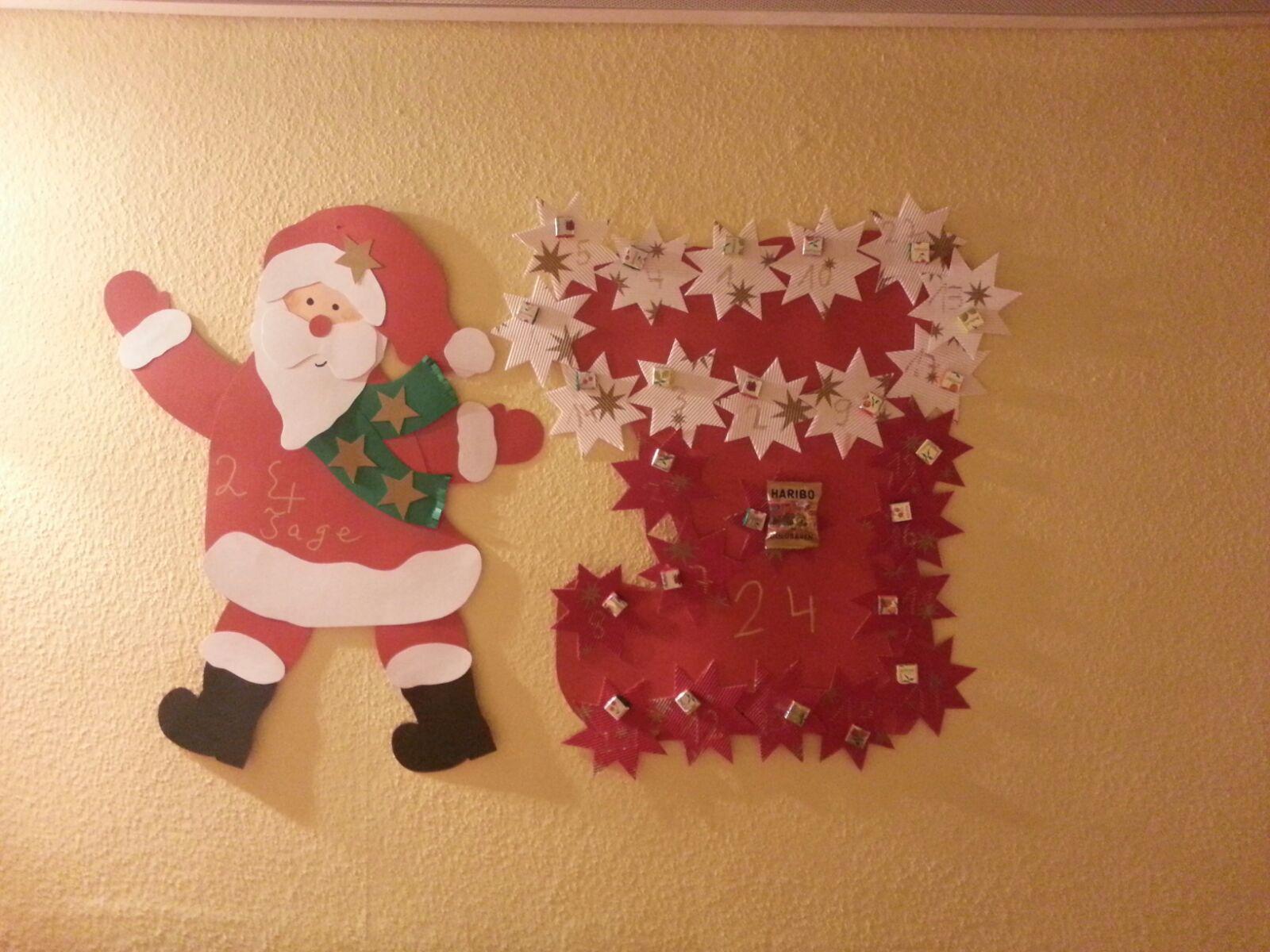 Advent- und Weihnachtszeit bei den MiniPiraten