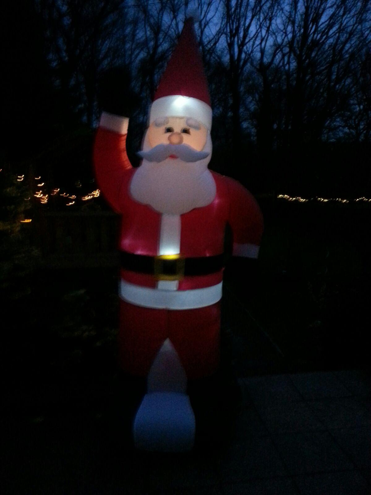 Der Nikolaus war da und hatte Geschenke dabei