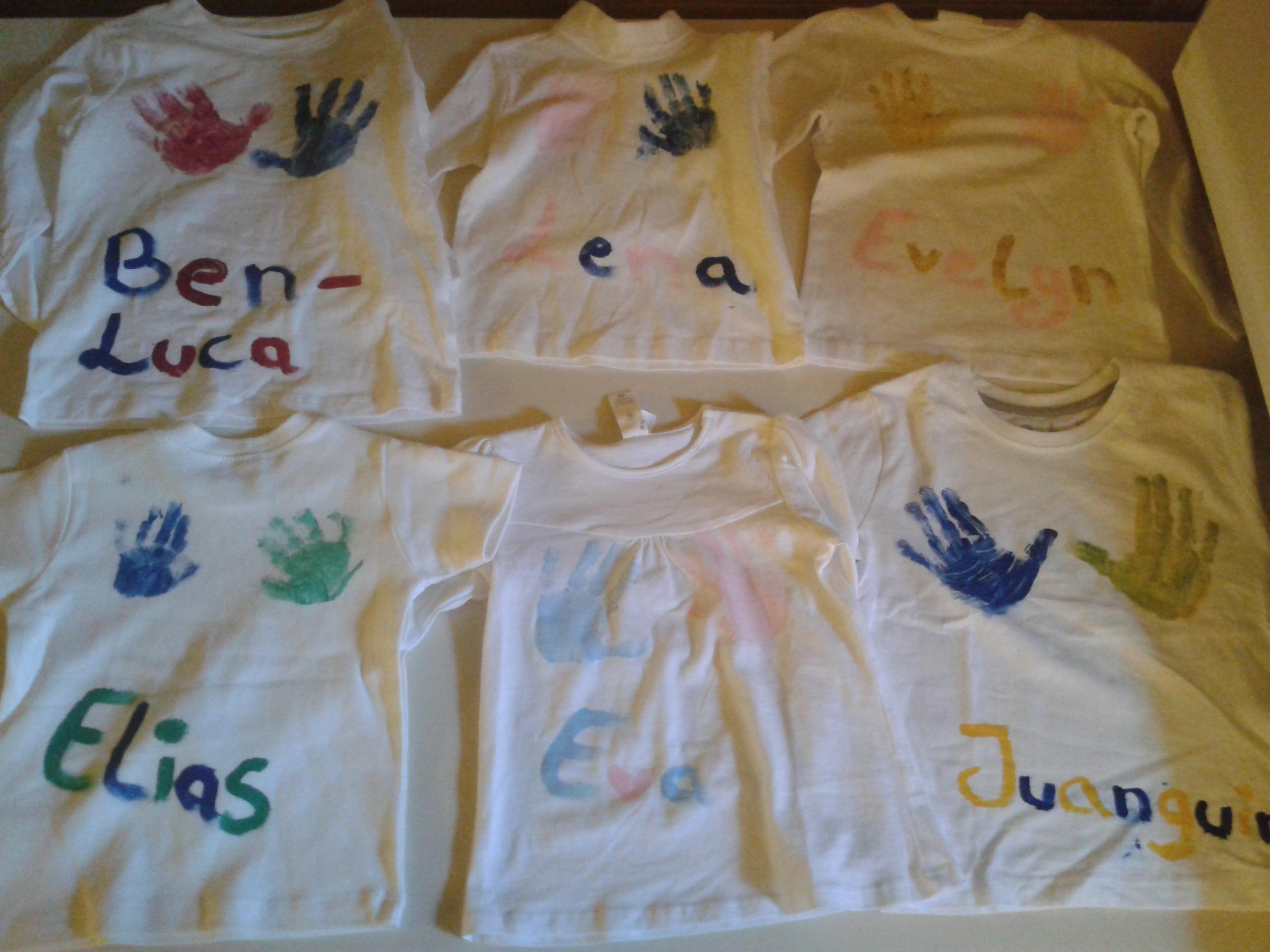 """Die große """"Wir bedrucken T-Shirts"""" Aktion"""