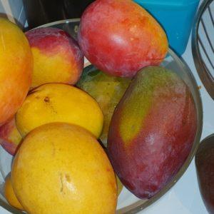 Lecker-schmecker Bio-Mango