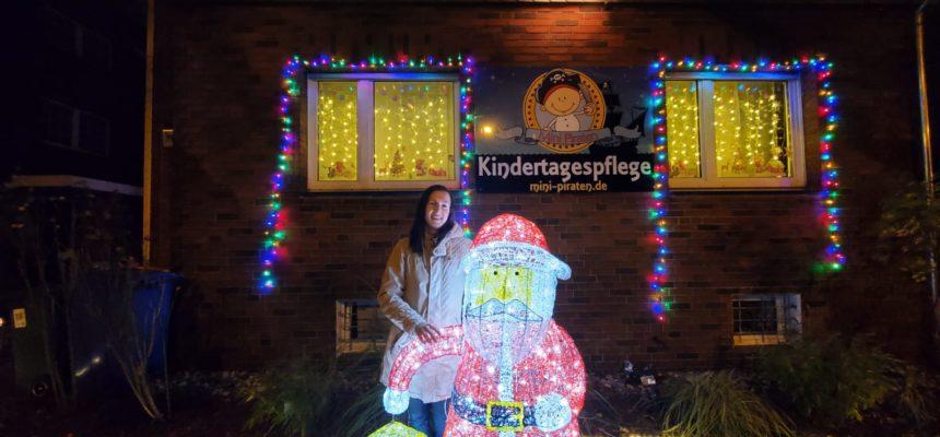 Für glänzende Kinderaugen: Weihnachts-Dekoration!